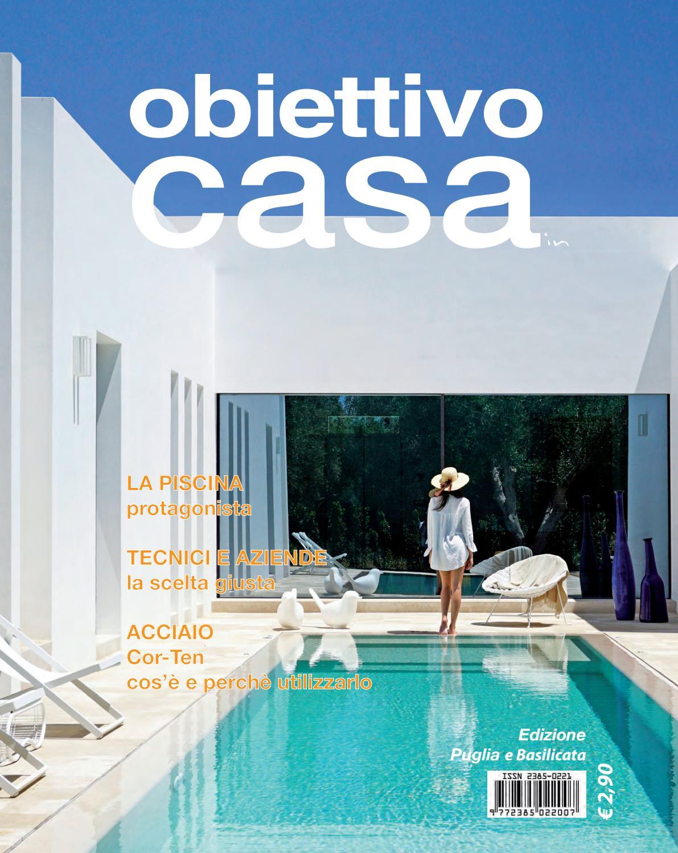 Obiettivo Casa By Redazionerivistaobiettivocasa Issuu