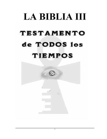 definición de una biblia impotente