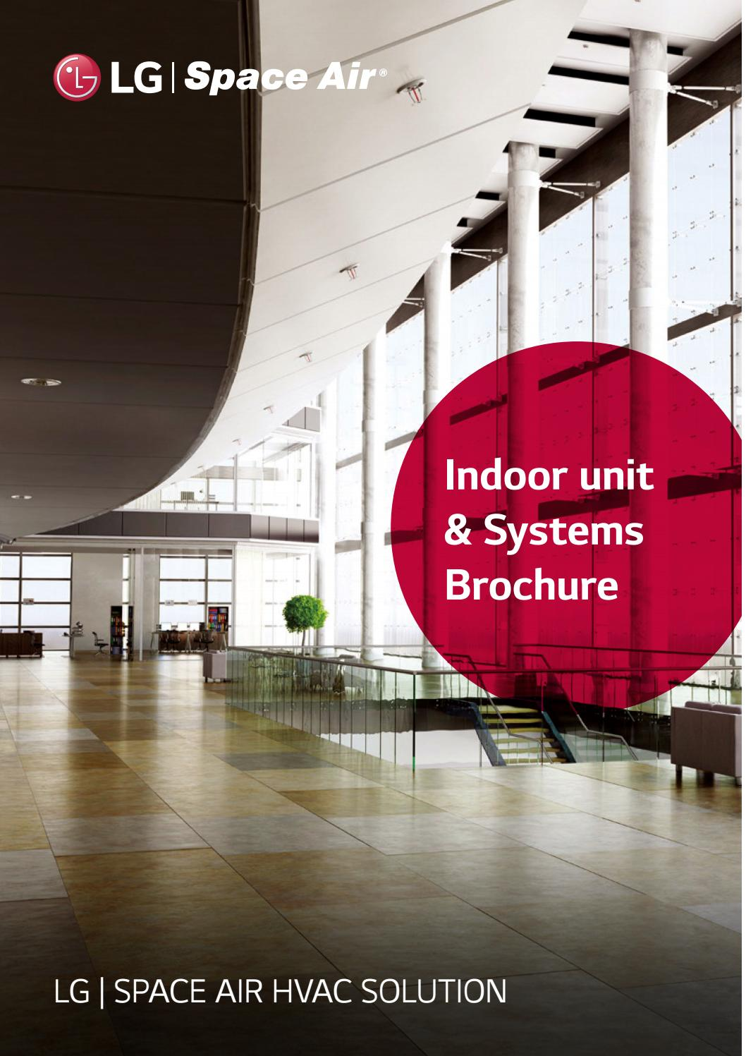 Lg Ac Indoor Styles And Systems By Spaceair1 Issuu