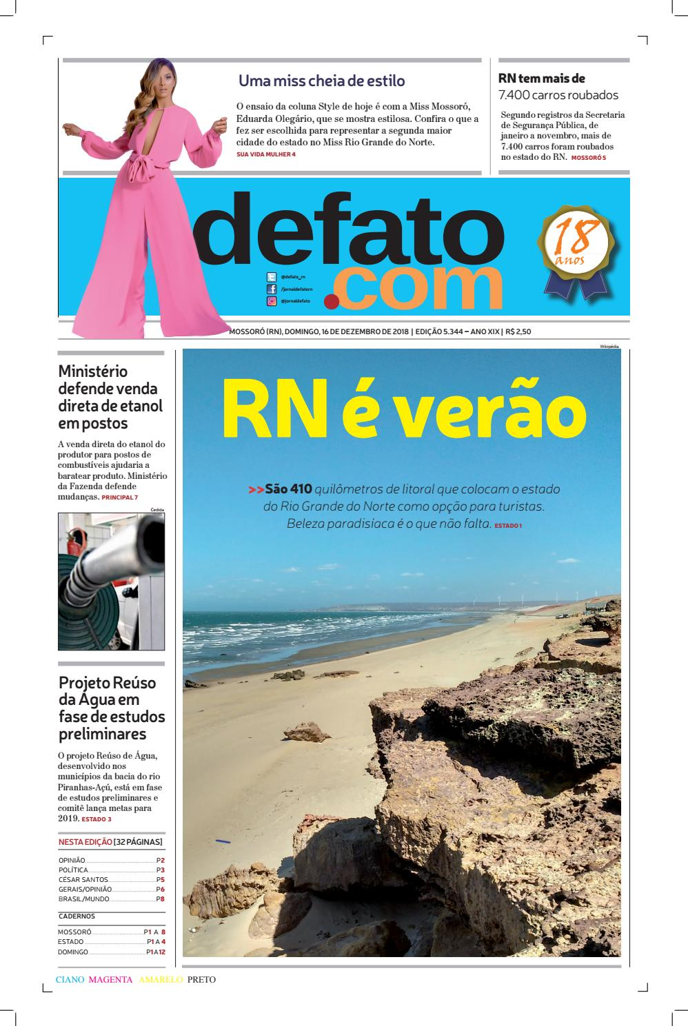 9b9e4642e6 Jornal de Fato by Jornal de Fato - issuu
