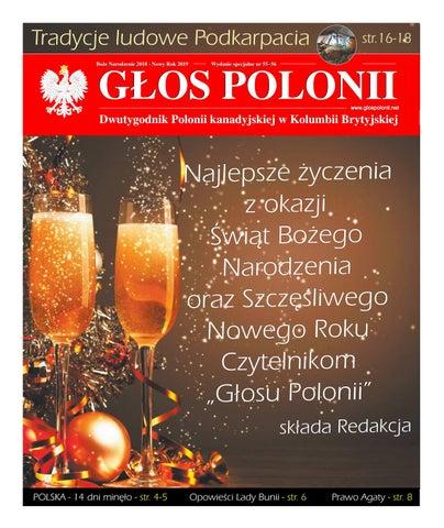 Głos Polonii Nr 55 56 By Rekacja Issuu