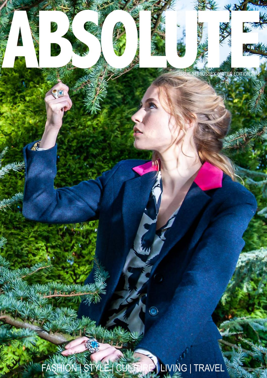 6446457f1f4 ABSOLUTE Sussex magazine Winter edition 2018 by ABSOLUTE MAGAZINE GROUP -  issuu
