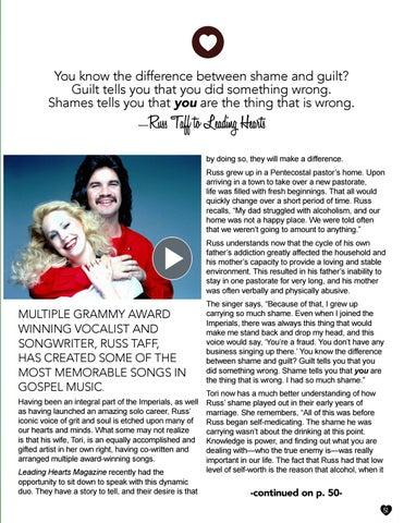Page 51 of Russ & Tori Taff: I Still Believe by Lisa Burns