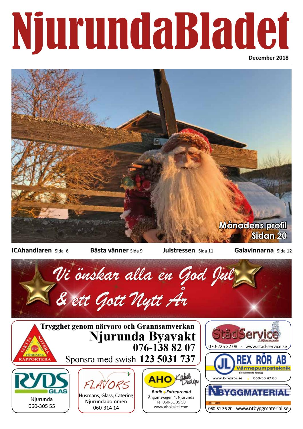 Njurundabladet 2016 07 by NjurundaFretagarna - issuu