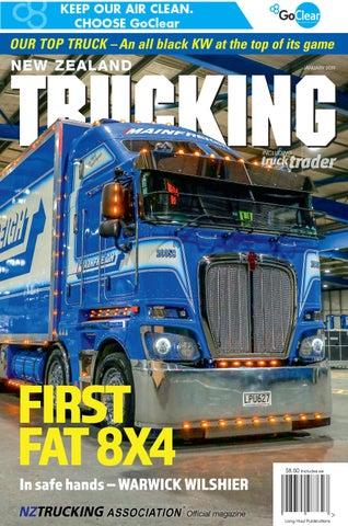 New Zealand Trucking January 2019 by NZTrucking - issuu