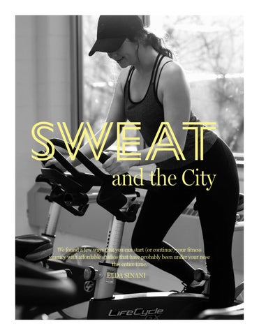 Page 16 of Sweat and the City