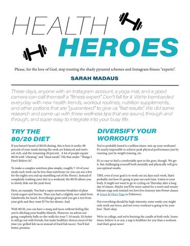 Page 18 of Health Heroes