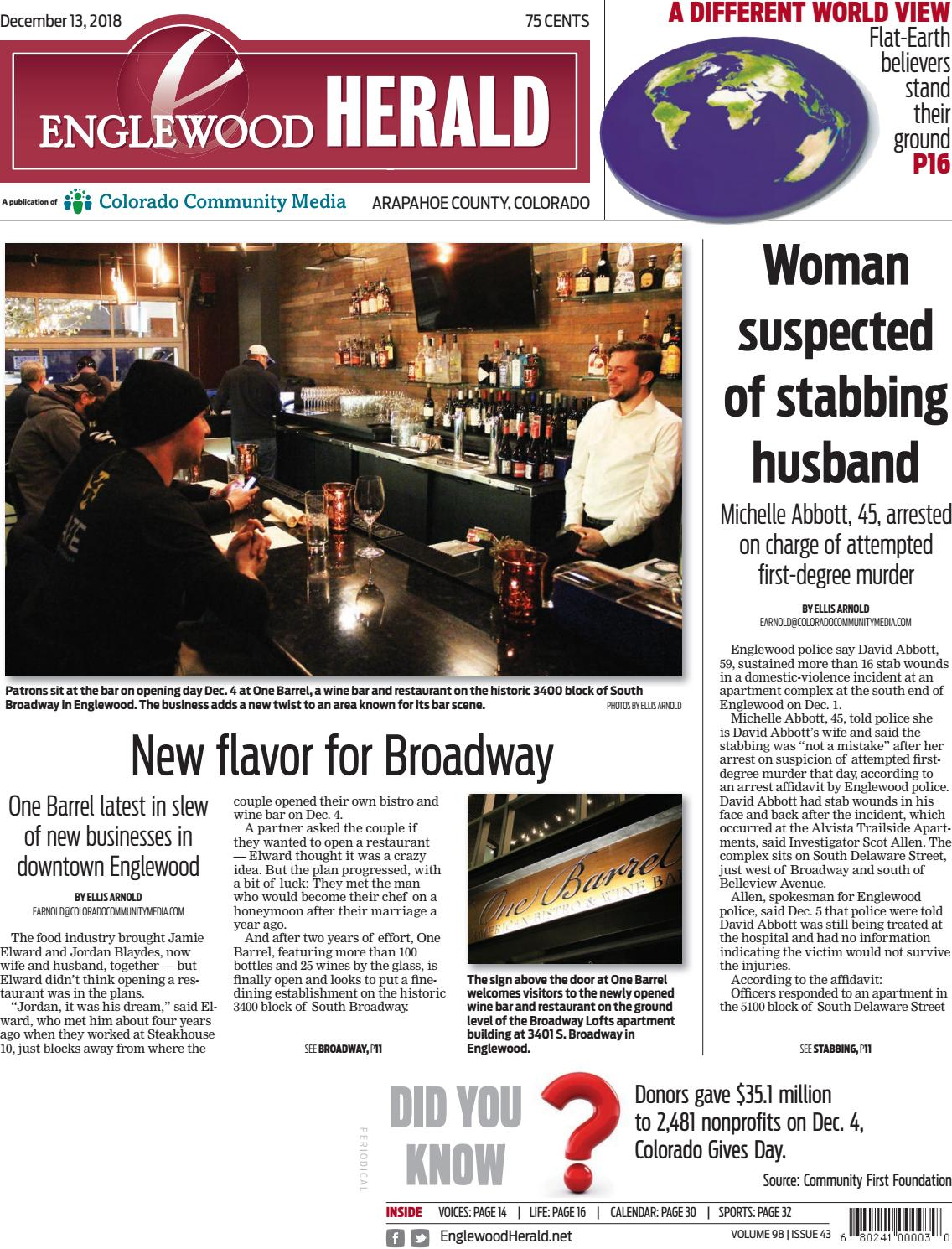 e745ca9428d614 Englewood Herald 1213 by Colorado Community Media - issuu