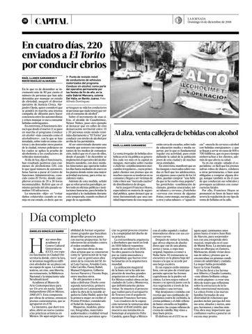 La Jornada 12162018 By La Jornada Demos Desarrollo De Medios Sa