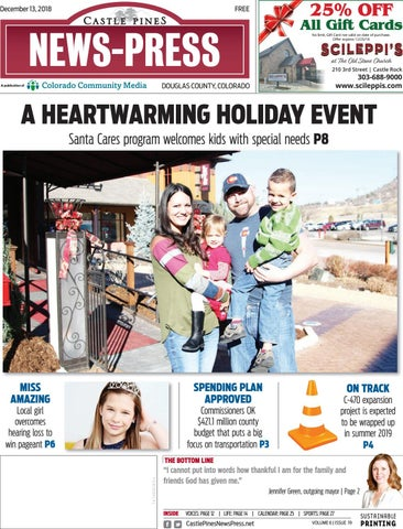 Castle Pines News Press 1213 by Colorado Community Media - issuu 1369c5d0132f9