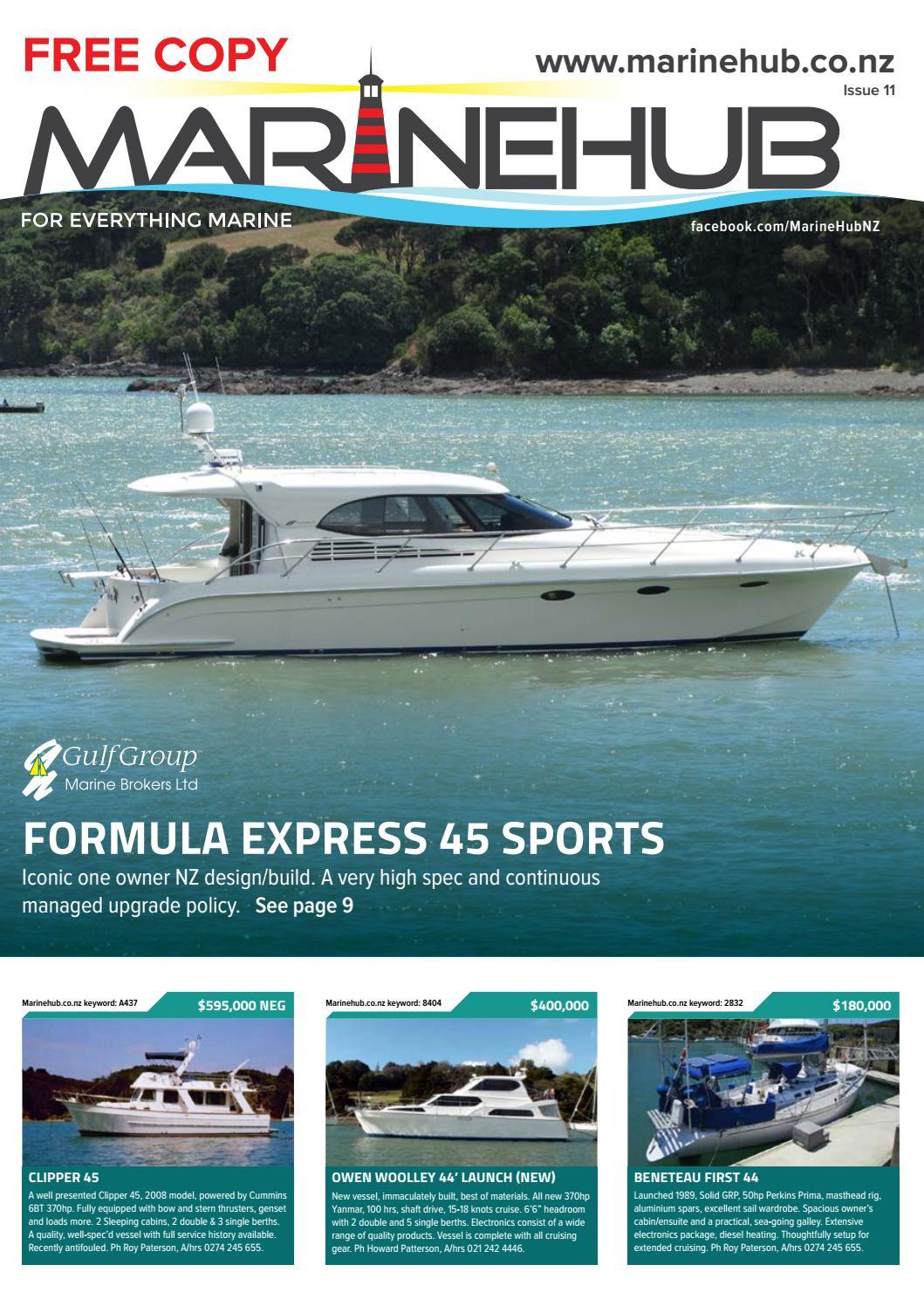 Marine Hub Magazine Issue 11 by The Marine Hub - issuu