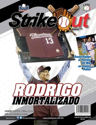 Revista Strike Out Diciembre 2018  00893b1b3f3