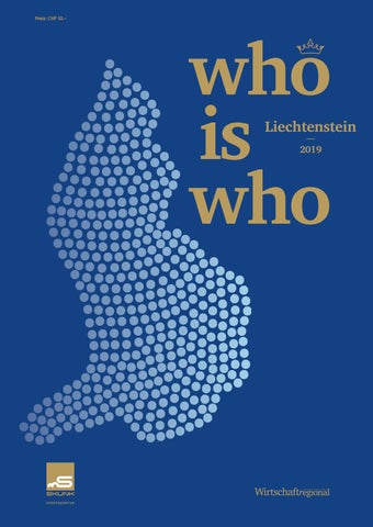 be8532f401cd1f who is who Liechtenstein 2019 by Who-is-Who Liechtenstein - issuu