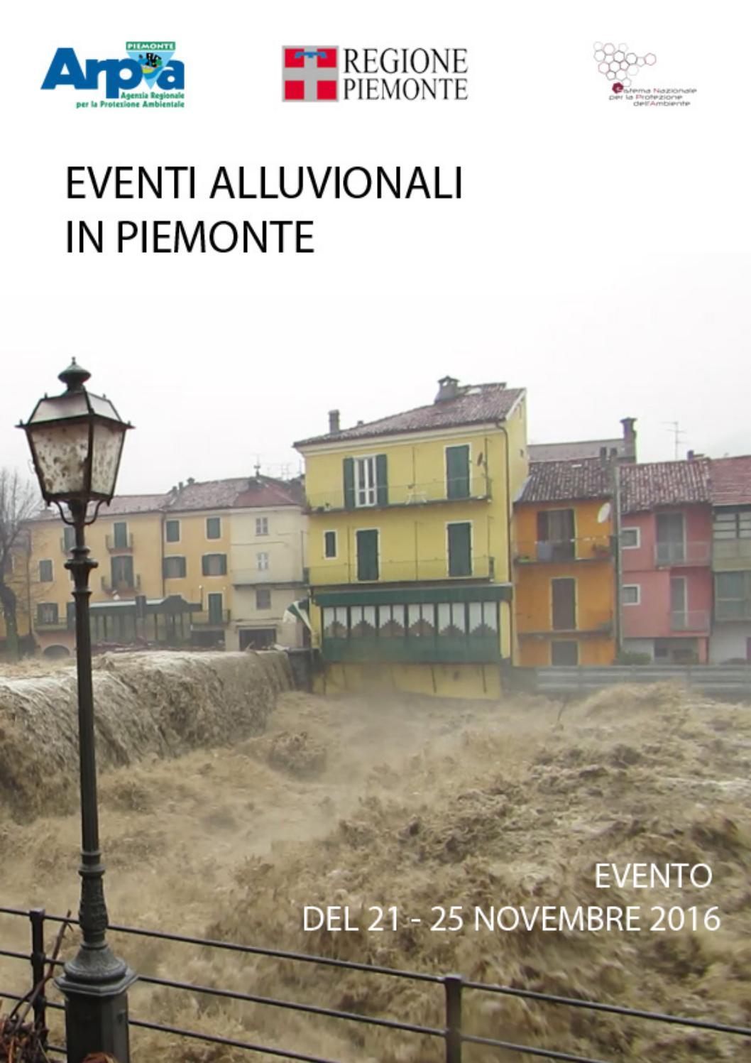Angolari Rapid Albenga.Eventi Alluvionali In Piemonte Evento Del 21 25 Novembre