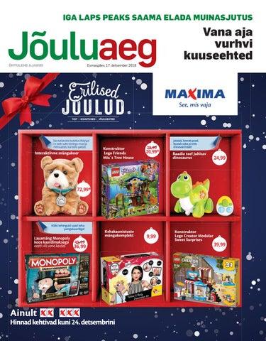 a575b2e6504 Jõuluaeg detsember 2018 by SL Õhtuleht AS - issuu