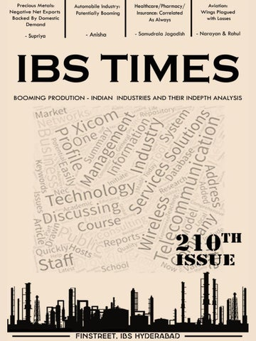 The IBS Times