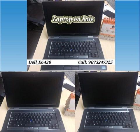 Dell Latitude E6430 Laptop on sale in Delhi by Sale Old
