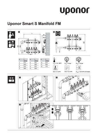 Uponor smart s manifold im lv by Uponor Latvia - issuu