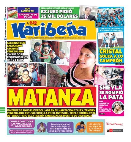 Diario Karibeña by Corporación Universal - Ediciones digitales - issuu a17f71801dd49