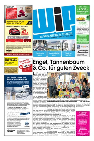 Oh Tannenbaum Originaltext.Wip 19 12 2018 By Pfeiffer Medienfabrik Gmbh Co Kg Issuu