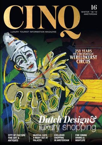 129a293b9bd91 Magazine CINQ by Rachel de Graaf - issuu