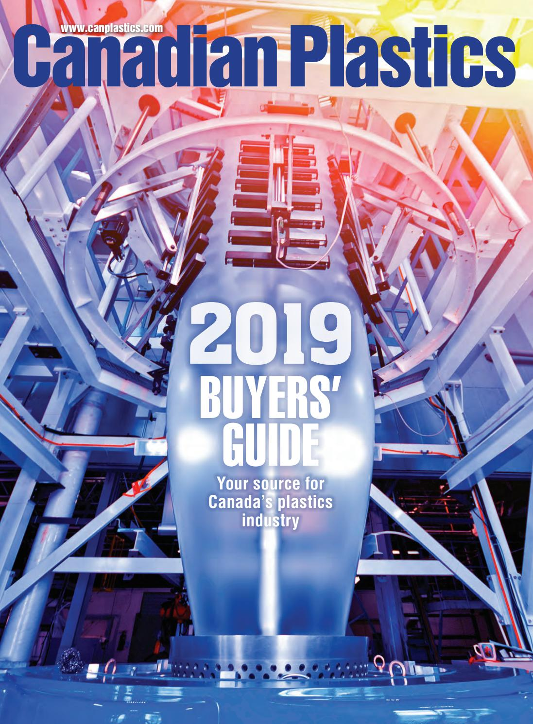 Canadian Plastics Buyers guide 2018 by Annex Business Media - issuu