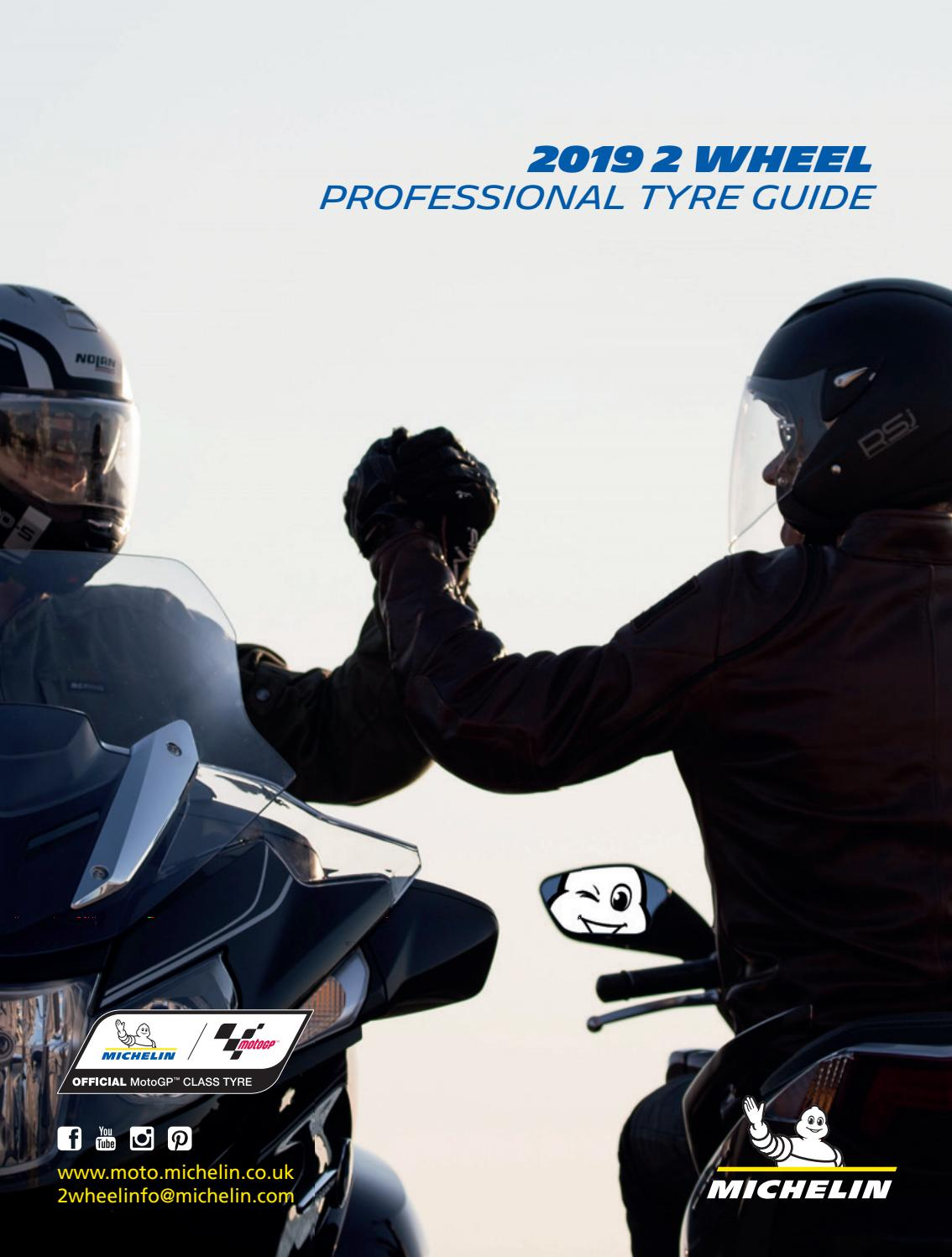 Michelin Off Road 2019 Catalogue By Apico Issuu