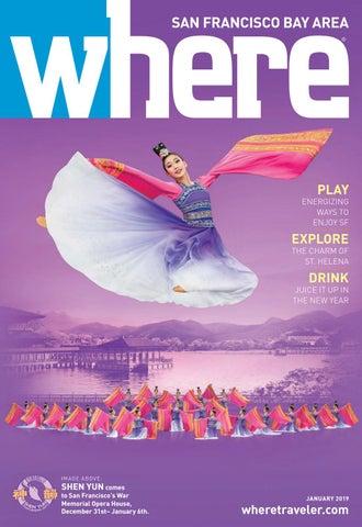 85f4d829211cb Where Magazine San Francisco Jan 2019 by Morris Media Network - issuu