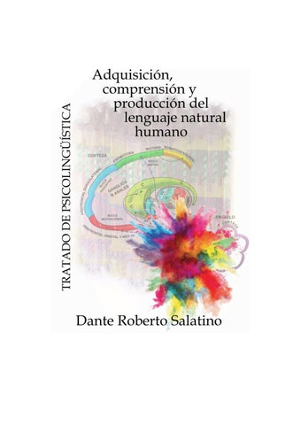 Tratado De Psicolingüística By Dante Salatino Issuu