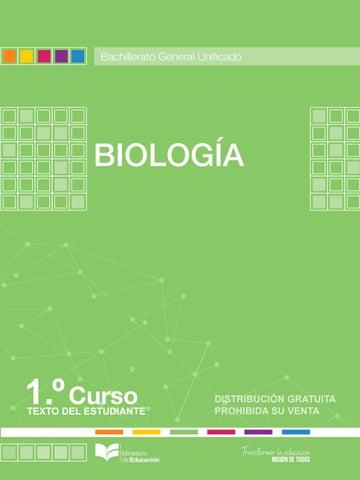ba9687966f2 Biología 4to Curso QQBB by Lenin Wilmer Camacho Gomez - issuu