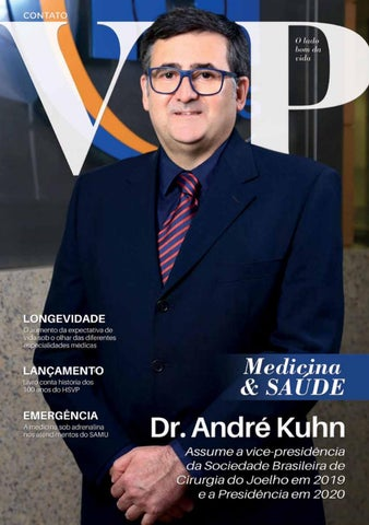 Contato VIP - Medicina   Saúde - 3ª edição 2018 - Marau by ... 80741c6c9b