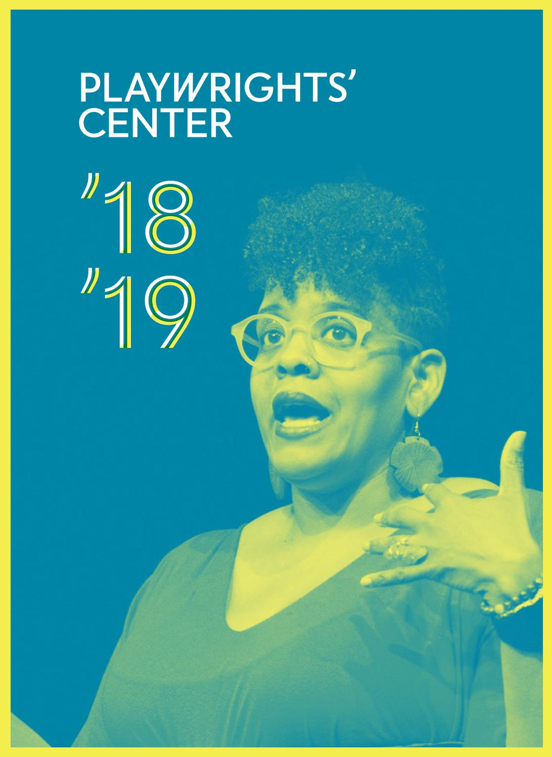 2018-19 Season Booklet by Playwrights' Center - issuu