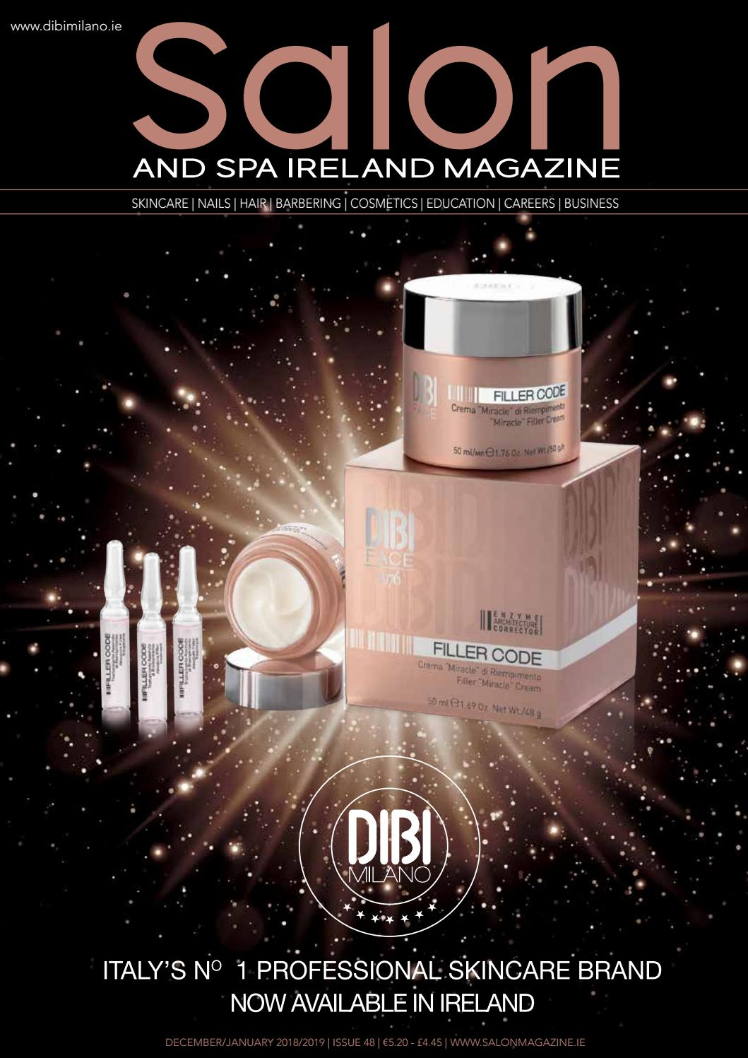 Salon and Spa Ireland Dec/Jan by Salon & Spa Ireland