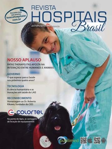 Edição 92 - Revista Hospitais Brasil by Publimed Editora - issuu 61003154de