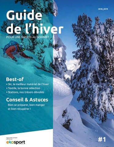 90da3c643d8edf Guide de l hiver 2019    Les clefs d un hiver au sommet by molitor ...