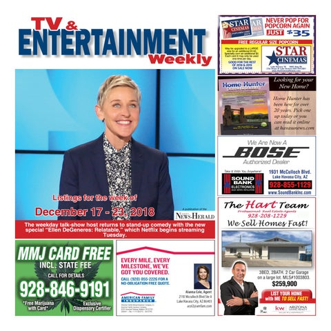 2629e5aea98e4 TV Guide by Wick Communications - issuu