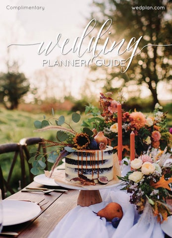 wedding planner guide 2019 issue by wedding planner guide issuu