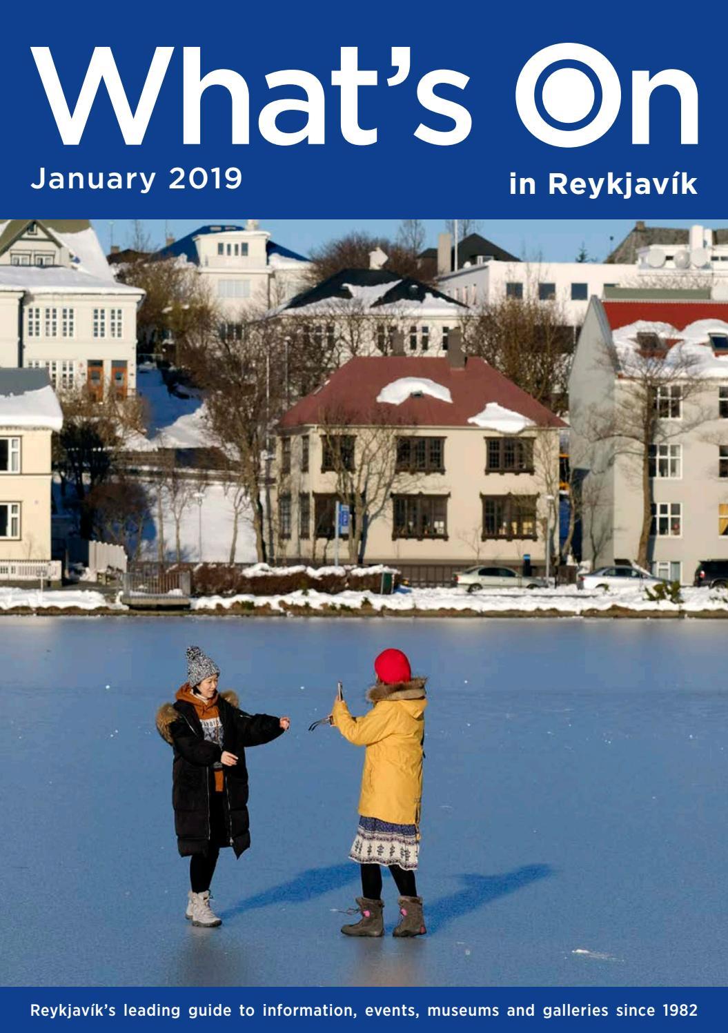 What's On in Reykjavík - January 2019 by MD Reykjavik - issuu