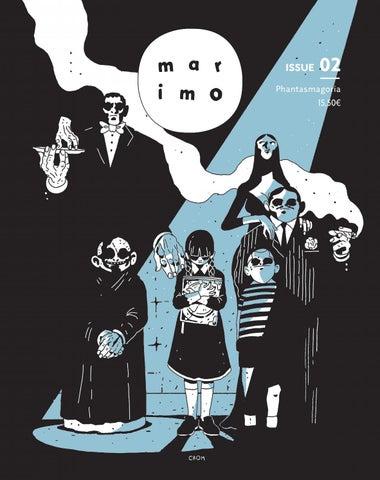 Marimo - Issue 02 - Phantasmagoria