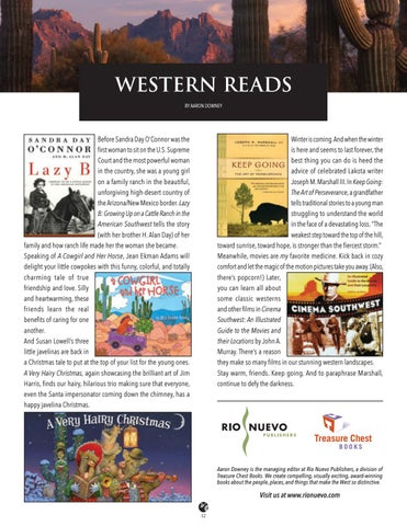 Page 12 of Western Reads - Winter Edition