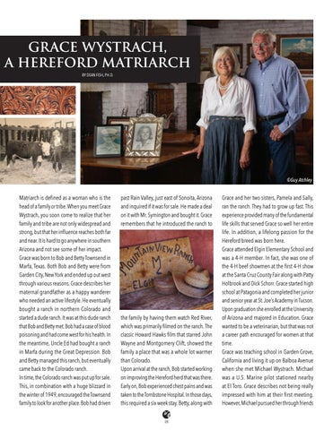 Page 18 of A Hereford Matriarch