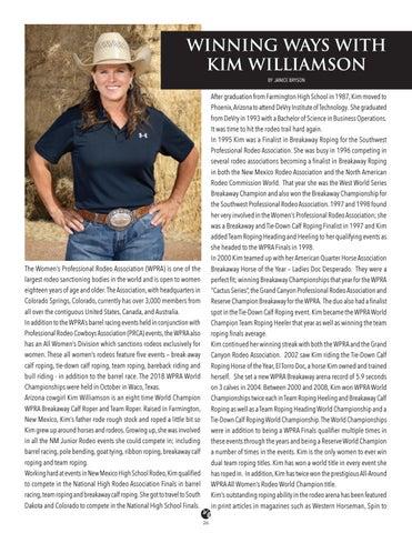 Page 26 of Winning Ways with Kim Williamson