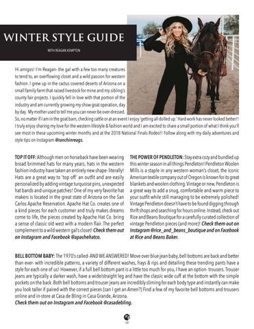Page 28 of Winter Style Guide