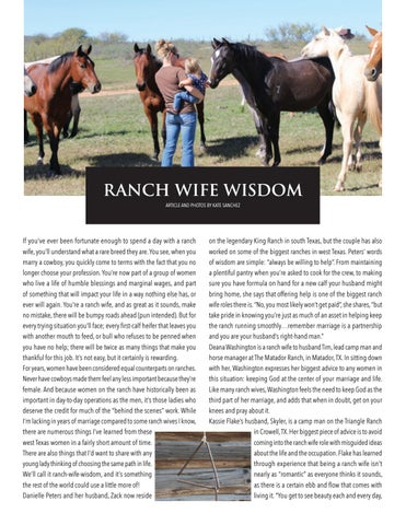 Page 8 of Ranch Wife Wisdom