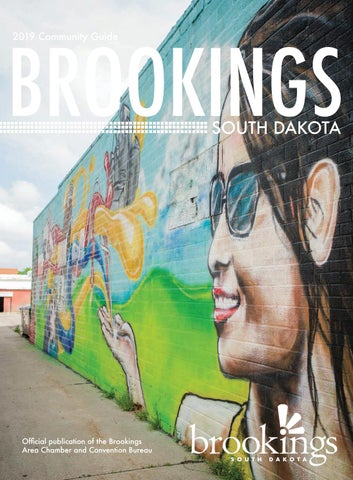 Peachy 2019 Brookings Community Guide By Brookings Convention Ncnpc Chair Design For Home Ncnpcorg