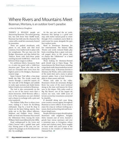 Page 94 of Bozeman, Montana — Northwest Destination