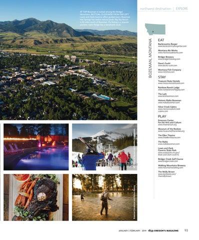 Page 95 of Bozeman, Montana — Northwest Destination