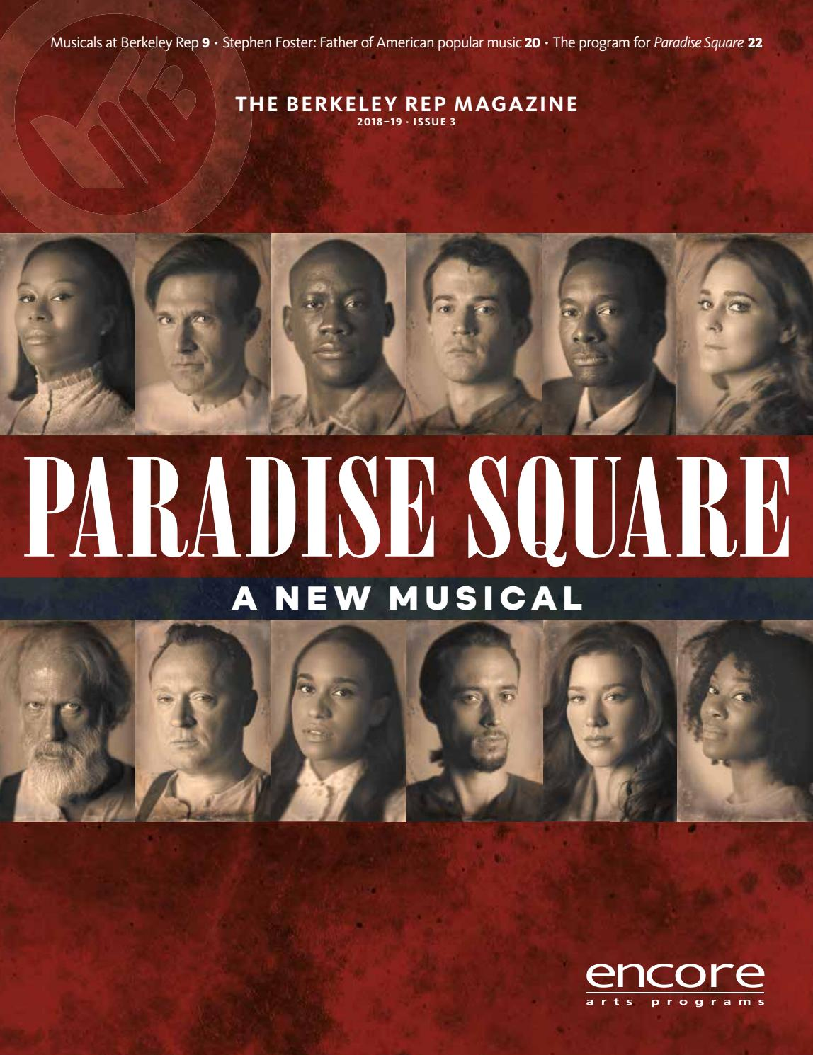 4db37901231a9 Berkeley Rep: Paradise Square by Berkeley Repertory Theatre - issuu