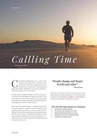 Page 30 of Calling Time