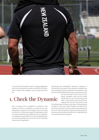 Page 35 of Top 5 Tips for Building a New Coach-Athlete Relationship